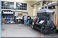 SU4924 : Twyford Pumping Station - diesel house by Chris Allen
