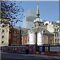 TQ3280 : St. Mary's, Abchurch Lane, EC4 by Robin Webster