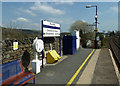 SD4698 : Staveley Station by Mary and Angus Hogg
