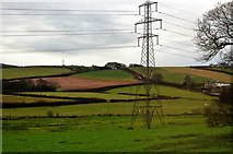 SX8365 : Pylon, Bow Bridge by N Chadwick