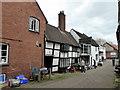 SK1109 : Antique Shop Lichfield by PAUL FARMER