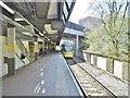 SD8010 : Bury, tram terminus by Mike Faherty