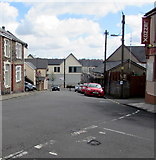 ST1599 : Southeast end of West Street, Bargoed by Jaggery