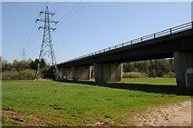 SO8551 : The Carrington Bridge by Philip Halling