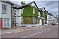 D2817 : Londonderry Arms Hotel, Carnlough by David Dixon