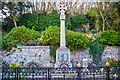 SW5130 : Marazion : War Memorial by Lewis Clarke