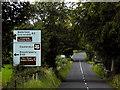 D2231 : Tromra Road (A2) by David Dixon