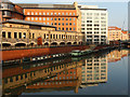 ST5972 : Floating Harbour, Bristol by Stephen McKay