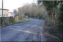 TQ2065 : Old Malden Lane, B284 by N Chadwick