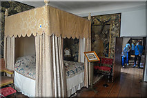 SX4268 : Cornwall : Cotehele House - South ROom by Lewis Clarke