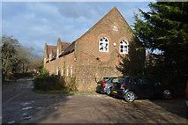 TQ2166 : Near Old Malden Church by N Chadwick