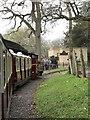 ST8043 : Miniature railway at Longleat by Jonathan Hutchins