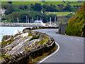 D3016 : A2 Coast Road north of Glenarm by David Dixon