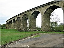 SE2645 : Wharfedale Viaduct by G Laird