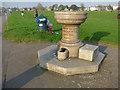 TQ3976 : Drinking fountain on Blackheath  by Stephen Craven