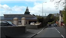 SX9473 : Entrance to Marsland Court on Dawlish Road by John C