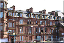 NS3421 : Old Station Hotel, Ayr by Billy McCrorie