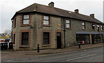 SO6302 : Old Farmer Stores flats, Church Road, Lydney by Jaggery