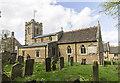 SK8902 : Ss Peter & Paul church, Wing by J.Hannan