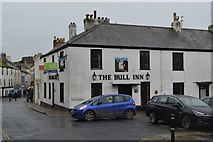 SX7960 : The Bull Inn by N Chadwick