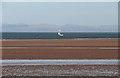 SH3331 : Sand, sea, mountains, sky by Kate Jewell
