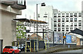 J3373 : Extension, Fitzwilliam Hotel, Belfast (April 2018) by Albert Bridge