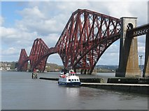 NT1378 : The Forth Bridge by G Laird