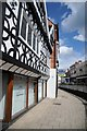 SO9570 : Timber-frame building, High Street, Bromsgrove by Philip Halling