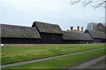 TR2258 : Ickham Court Farm by N Chadwick