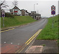 SO2800 : Entry slip road to the A472, Pontypool by Jaggery