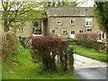 SJ9370 : Farm outbuildings at Ridge Hall Farm by Alan Murray-Rust