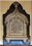 SJ9398 : Memorial to John Stones by Gerald England