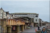 SX9676 : Dawlish Station by N Chadwick