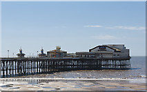 SD3036 : Blackpool North Pier by Ian Greig