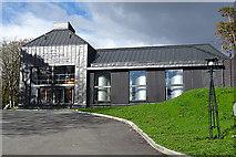 NG5536 : Isle of Raasay Distillery by Anne Burgess