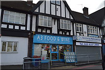 TQ2066 : A3 Food and Wine by N Chadwick