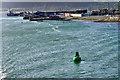 D4103 : Larne Harbour Navigation Mark by David Dixon