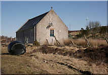 NC8957 : Former Strath Halladale Mission Church, Achiemore by Craig Wallace