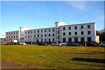 NS3141 : Ayrshire Central Hospital - Irvine by Ian Rainey