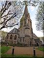 TQ2578 : St Luke's Brompton  by Stephen Craven