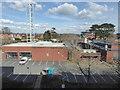 SO8754 : Worcestershire Royal Hospital - Aconbury site boiler house and estates department by Chris Allen
