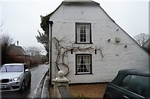 TR2256 : White Cottage by N Chadwick
