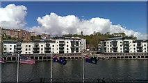 ST5772 : Capricorn Place, Bristol by Brian Robert Marshall
