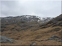 NM9199 : Across Coire na Cruaiche by Richard Law