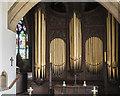 SP8699 : Organ, Ss Peter & Paul church, Uppingham by Julian P Guffogg