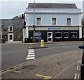 SM9537 : Barclays Bank, Market Square, Fishguard by Jaggery