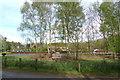 TM2341 : Seven Hills Crematorium, Nacton by Adrian Cable