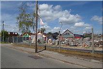 TM2649 : Houchell Builders Yard, Woodbridge by Geographer