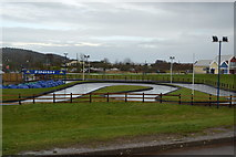 SX9878 : Go Kart track, Dawlish Warren by N Chadwick