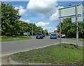 TM2649 : A12 Grove Road, Woodbridge by Geographer